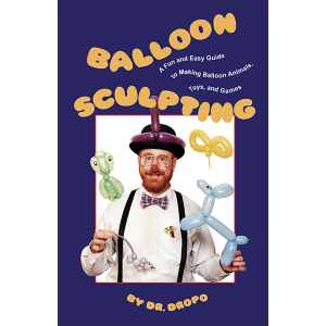 Balloon Sculpting Front Cover