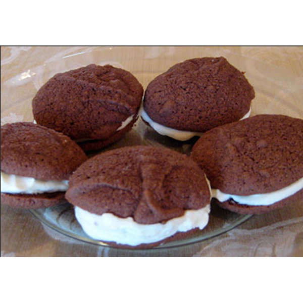Chocolate Cookie Sandwich