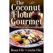 Coconut Flour Gourmet Front Cover