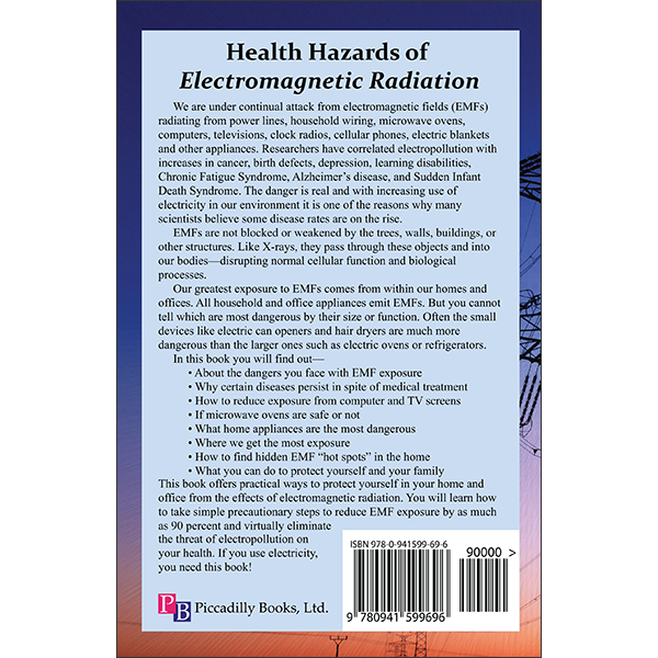 Health Hazards of EMR Back Cover