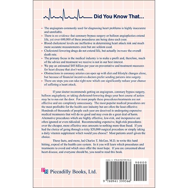 Heart Frauds Back Cover