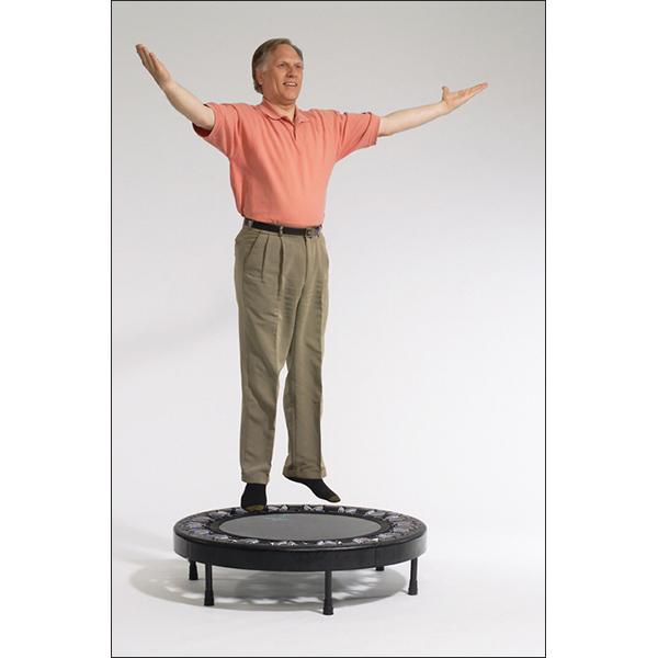 Jumping Al Carter Rebounder Exercise