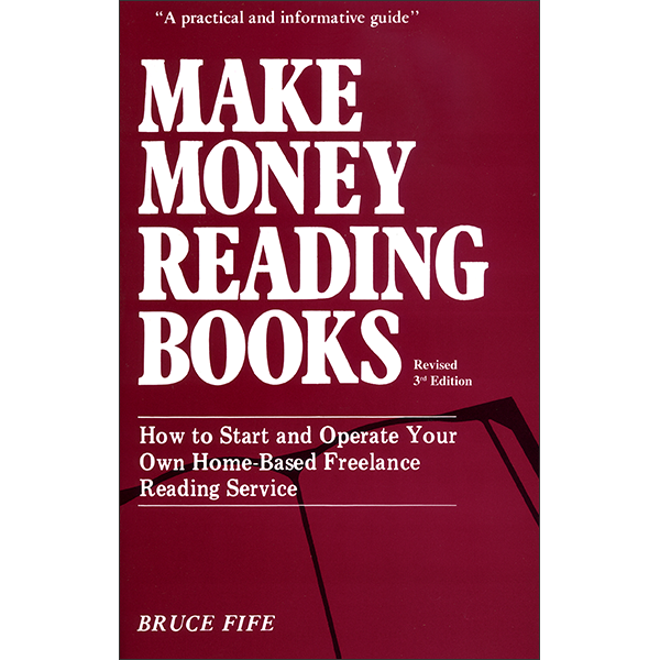 Make Money Reading Books Front Cover