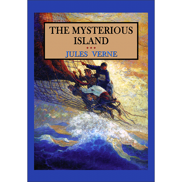 Mysterious Island Front Cover