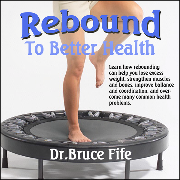 Rebound to Better Health Front Cover