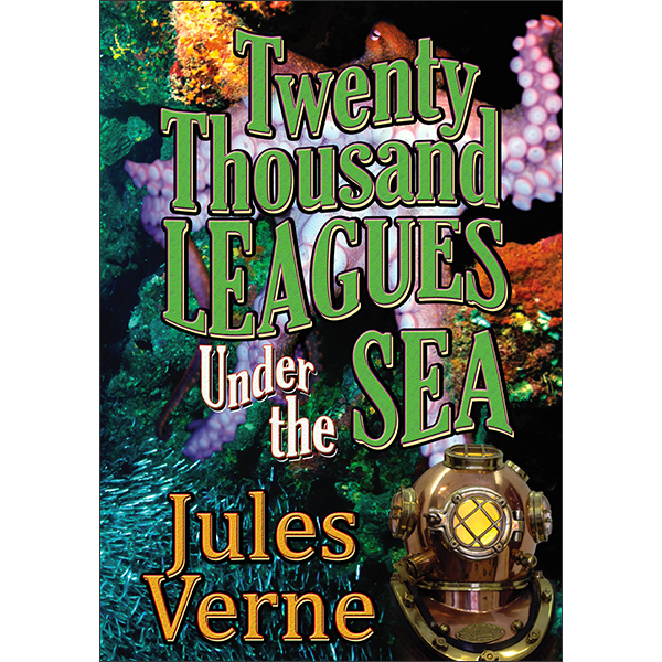 Twenty Thousand Leagues Front Cover