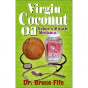 Virgin Coconut Oil Front Cover