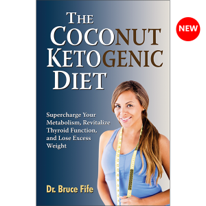 Coconut Ketogenic Diet Front Cover New
