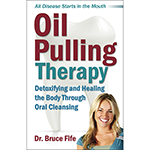 Oil Pulling Therapy Front Cover