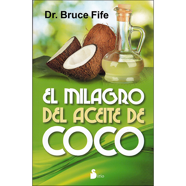 Coconut Oil Miralce Spanish Front
