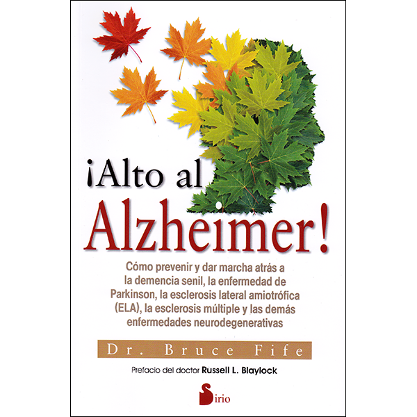 Stop Alzheimer's Now Spanish Front