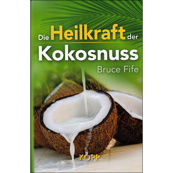 Coconut Cures German front cover