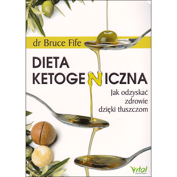 Coconut Ketogenic Diet Polish front cover