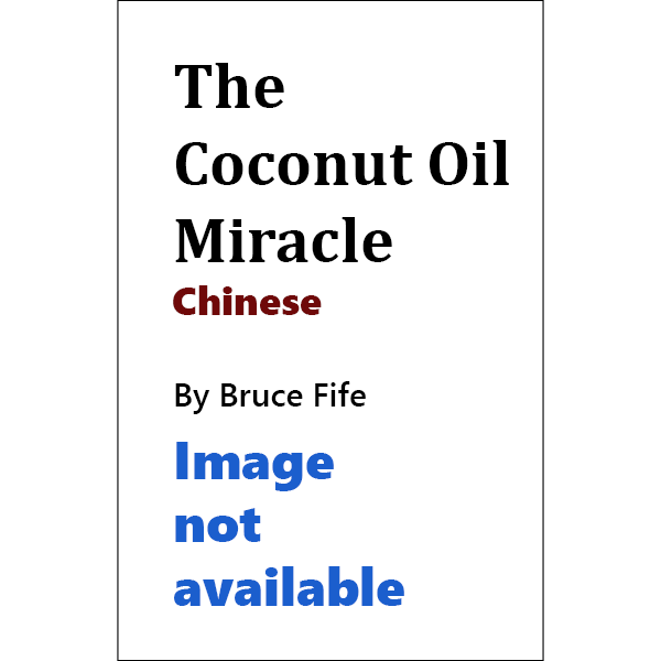 Coconut Oil Miracle Chinese
