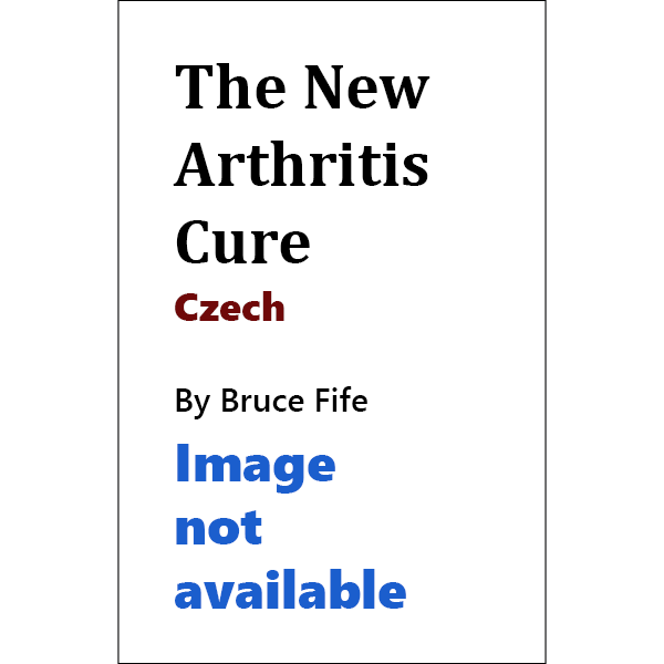 New Arthritis Cure Czech