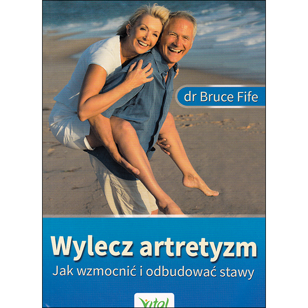 New Arthritis Cure Polish front cover