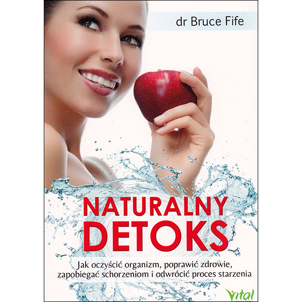 The Detox Book Polish front cover