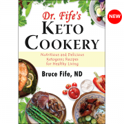 Dr Fifes Keto Cookery front cover