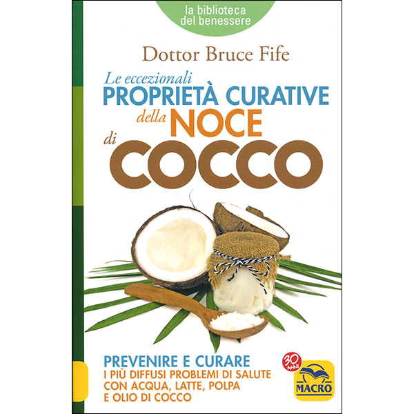 Coconut Cures Italian Front Cover