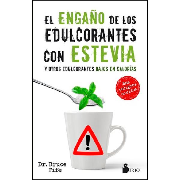 Stevia Deception Spanish Cover
