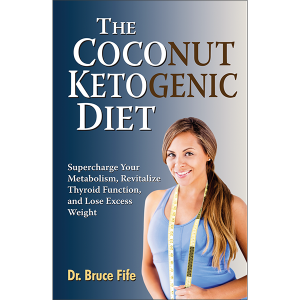 Coconut Ketogenic Diet Front Cover