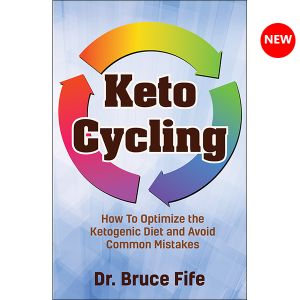 Keto Cycling Front Cover