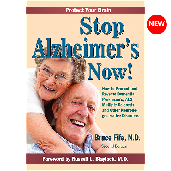 Stop Alzheimer's Mow 2nd Edition Cover