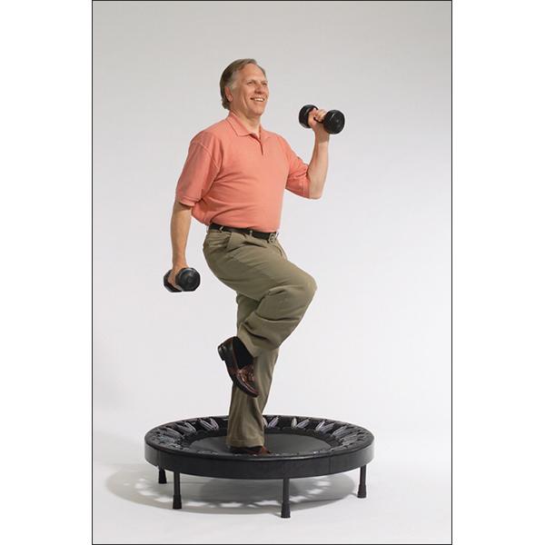 Al Carter Weightlifting Demo Rebounder