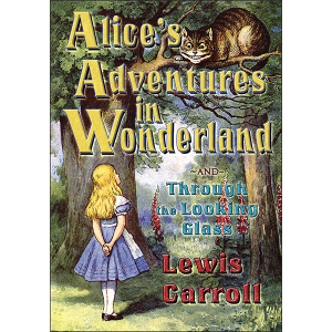 Alice In Wonderland Front Cover