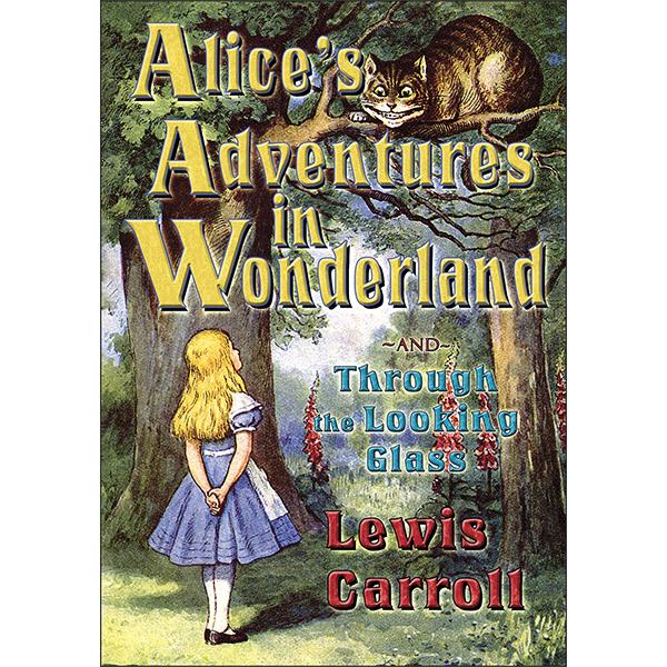 Alice In Wonderland Front Cover