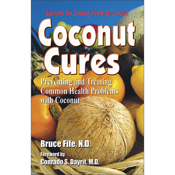 Coconut Cures Front Cover