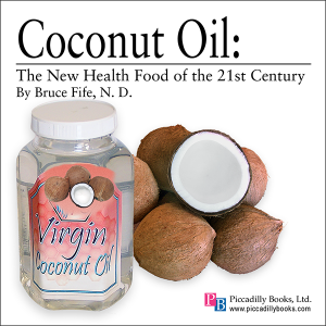 Coconut Oil the New Health Food Front Cover