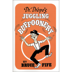 Dr Dropos Juggling Buffoonery Front Cover