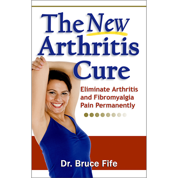 New Arthritis Cure Front Cover