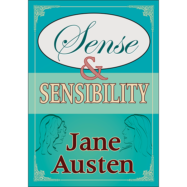 Sense and Sensibility Front Cover