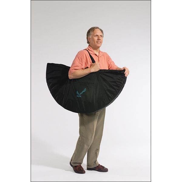 Travel Quarter Fold Mini Trampoline