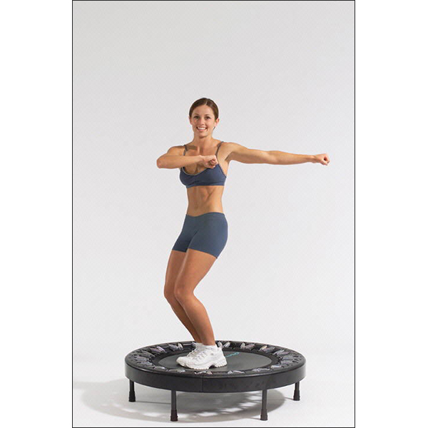 Using Exercise Trampoline Rebounder