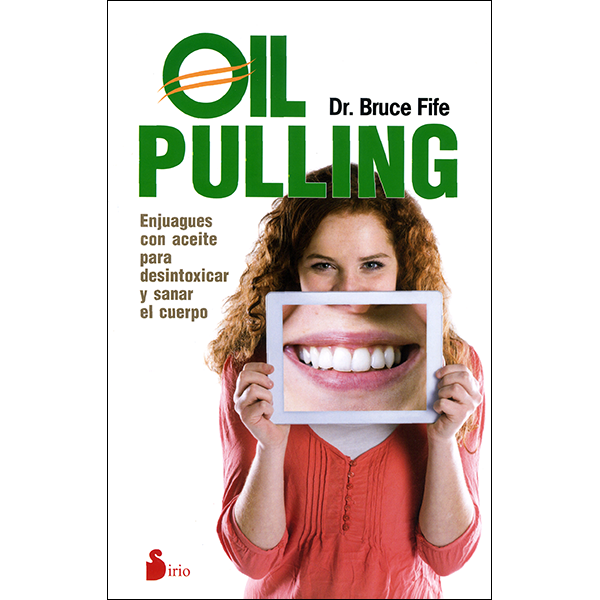 Oil Pulling Spanish Cover