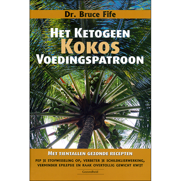 Coconut Ketogenic Diet front cover Dutch
