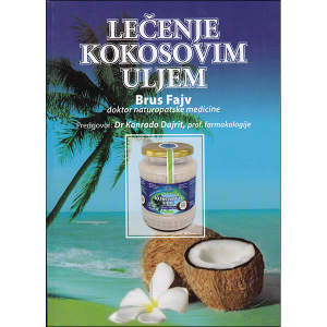 Coconut Cures Bosnian front cover