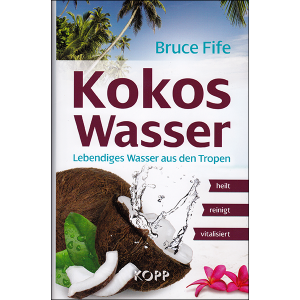 Coconut Water German front cover