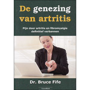 The New Arthritis Cure front cover Dutch